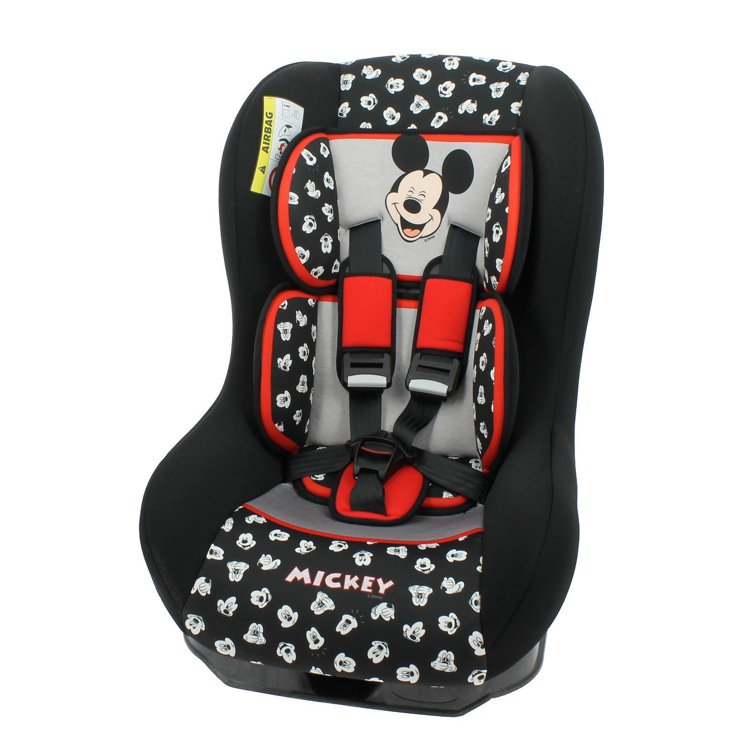 nania driver mickey mouse carseat group 0 1 0 18kg donnelly mcaleer pharmacy. Black Bedroom Furniture Sets. Home Design Ideas