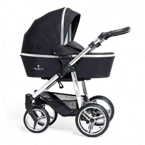 venicci-travel-system-black-silver